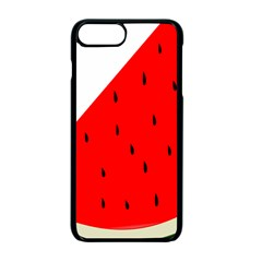 Fruit Harvest Slice Summer Apple Iphone 7 Plus Seamless Case (black)