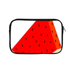 Fruit Harvest Slice Summer Apple Macbook Pro 13  Zipper Case