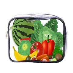 Fruits Vegetables Artichoke Banana Mini Toiletries Bags