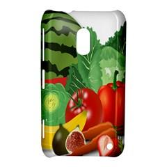 Fruits Vegetables Artichoke Banana Nokia Lumia 620