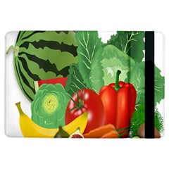 Fruits Vegetables Artichoke Banana Ipad Air Flip