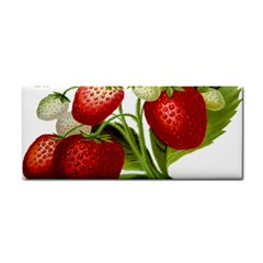 Food Fruit Leaf Leafy Leaves Cosmetic Storage Cases by Nexatart