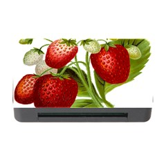 Food Fruit Leaf Leafy Leaves Memory Card Reader With Cf by Nexatart