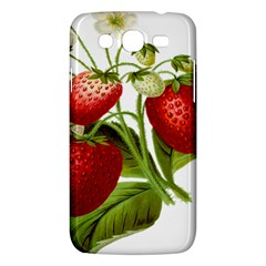 Food Fruit Leaf Leafy Leaves Samsung Galaxy Mega 5 8 I9152 Hardshell Case  by Nexatart