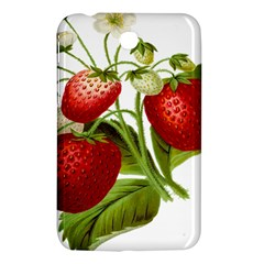 Food Fruit Leaf Leafy Leaves Samsung Galaxy Tab 3 (7 ) P3200 Hardshell Case  by Nexatart
