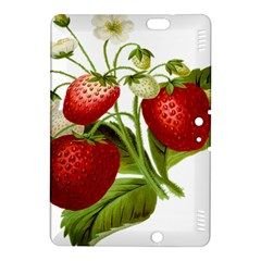 Food Fruit Leaf Leafy Leaves Kindle Fire Hdx 8 9  Hardshell Case