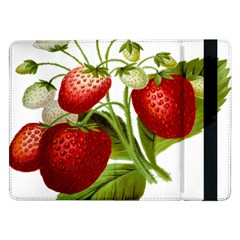 Food Fruit Leaf Leafy Leaves Samsung Galaxy Tab Pro 12 2  Flip Case