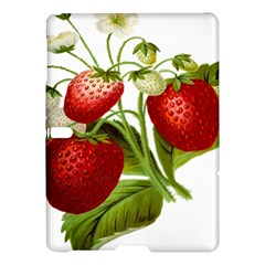 Food Fruit Leaf Leafy Leaves Samsung Galaxy Tab S (10 5 ) Hardshell Case  by Nexatart