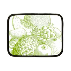 Fruits Vintage Food Healthy Retro Netbook Case (small)  by Nexatart