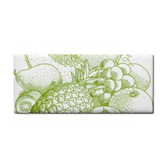 Fruits Vintage Food Healthy Retro Cosmetic Storage Cases by Nexatart