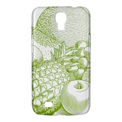 Fruits Vintage Food Healthy Retro Samsung Galaxy Mega 6 3  I9200 Hardshell Case by Nexatart