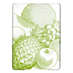 Fruits Vintage Food Healthy Retro Ipad Air Hardshell Cases by Nexatart
