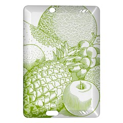 Fruits Vintage Food Healthy Retro Amazon Kindle Fire Hd (2013) Hardshell Case by Nexatart