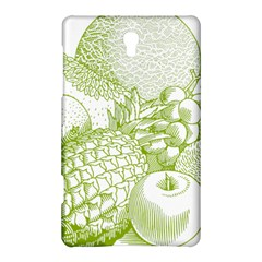 Fruits Vintage Food Healthy Retro Samsung Galaxy Tab S (8 4 ) Hardshell Case