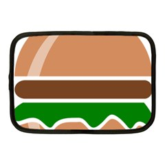Hamburger Fast Food A Sandwich Netbook Case (medium)  by Nexatart