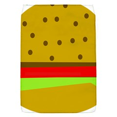 Hamburger Food Fast Food Burger Flap Covers (s)