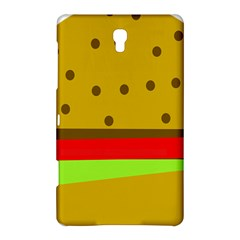 Hamburger Food Fast Food Burger Samsung Galaxy Tab S (8 4 ) Hardshell Case