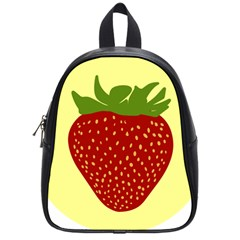 Nature Deserts Objects Isolated School Bags (small)  by Nexatart
