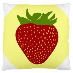 Nature Deserts Objects Isolated Large Cushion Case (two Sides)