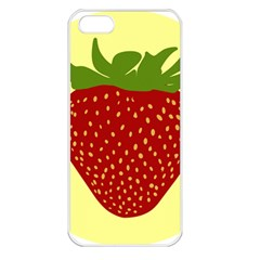 Nature Deserts Objects Isolated Apple Iphone 5 Seamless Case (white)