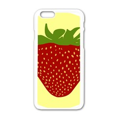 Nature Deserts Objects Isolated Apple Iphone 6/6s White Enamel Case by Nexatart