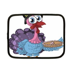 Turkey Animal Pie Tongue Feathers Netbook Case (small)