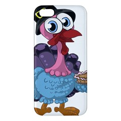 Turkey Animal Pie Tongue Feathers Iphone 5s/ Se Premium Hardshell Case by Nexatart
