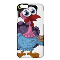 Turkey Animal Pie Tongue Feathers Apple Iphone 6 Plus/6s Plus Hardshell Case by Nexatart