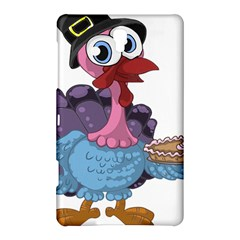 Turkey Animal Pie Tongue Feathers Samsung Galaxy Tab S (8 4 ) Hardshell Case