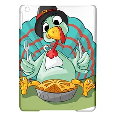 Pie Turkey Eating Fork Knife Hat Ipad Air Hardshell Cases