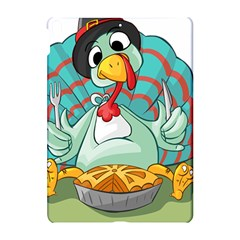 Pie Turkey Eating Fork Knife Hat Apple Ipad Pro 10 5   Hardshell Case by Nexatart