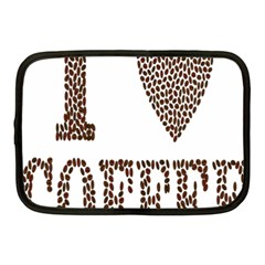 Love Heart Romance Passion Netbook Case (medium)