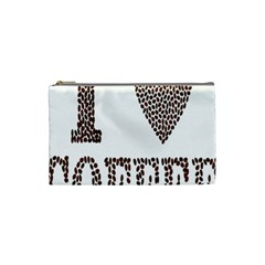 Love Heart Romance Passion Cosmetic Bag (small)  by Nexatart