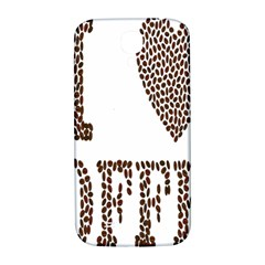 Love Heart Romance Passion Samsung Galaxy S4 I9500/i9505  Hardshell Back Case