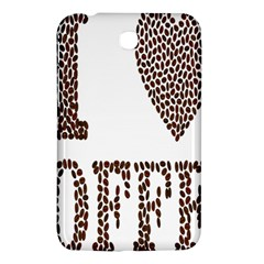 Love Heart Romance Passion Samsung Galaxy Tab 3 (7 ) P3200 Hardshell Case  by Nexatart