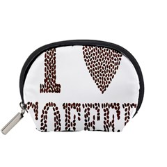 Love Heart Romance Passion Accessory Pouches (small)