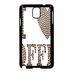 Love Heart Romance Passion Samsung Galaxy Note 3 Neo Hardshell Case (black)