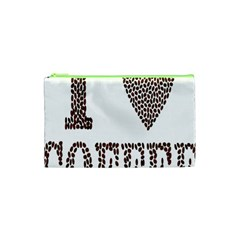 Love Heart Romance Passion Cosmetic Bag (xs)