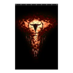 Dreamcatcher Shower Curtain 48  X 72  (small)  by RespawnLARPer