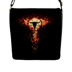 Dreamcatcher Flap Messenger Bag (l)  by RespawnLARPer