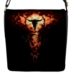 Dreamcatcher Flap Messenger Bag (s) by RespawnLARPer