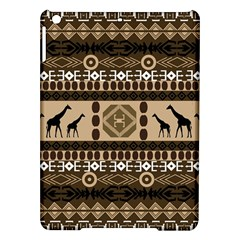 Giraffe African Vector Pattern Ipad Air Hardshell Cases
