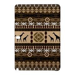 Giraffe African Vector Pattern Samsung Galaxy Tab Pro 10 1 Hardshell Case by BangZart