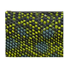 Lizard Animal Skin Cosmetic Bag (xl)