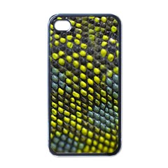 Lizard Animal Skin Apple Iphone 4 Case (black)