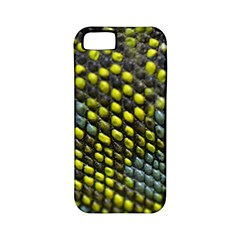 Lizard Animal Skin Apple Iphone 5 Classic Hardshell Case (pc+silicone) by BangZart