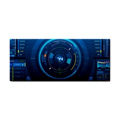 Technology Dashboard Cosmetic Storage Cases