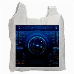 Technology Dashboard Recycle Bag (one Side)