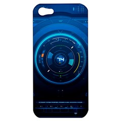Technology Dashboard Apple Iphone 5 Hardshell Case