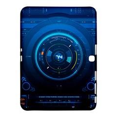 Technology Dashboard Samsung Galaxy Tab 4 (10 1 ) Hardshell Case